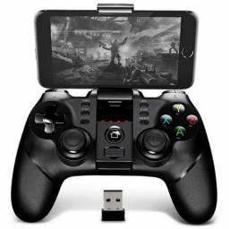 Controle ipega 9076 PS3/PC/Celular/Tv Box Novo