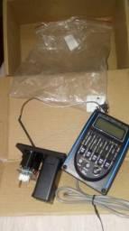 Captador Lc5 Pre Amp Equalizador P/ Violão com afinador Lc5