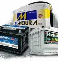 Baterias usadas R$59.90