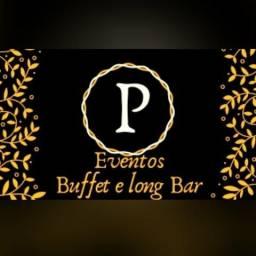 P eventos buffet e long bar