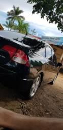 Honda Civic automático (Melhor impossível) - 2008