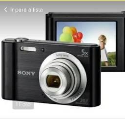 Câmera Digital Sony Dsc
