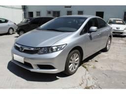 Honda Civic Honda Civic 1.8 lxs 16v flex 4p automático