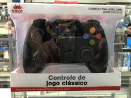 Controle Games de Jogo Clássico