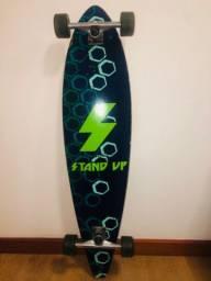 Skate Longboard Groove Azul /aceito propostas