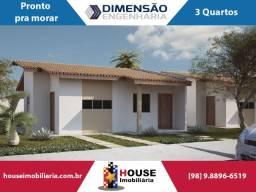 Casas Atlantic Residence, Feirão Dimensão. Pronto Para Morar