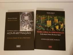 Livros de administração, seminovos