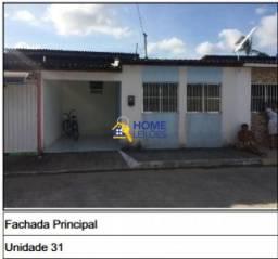 Casa à venda com 1 dormitórios em Pref antônio l souza, Rio largo cod:54367