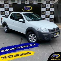 STRADA 2019/2020 1.4 MPI HARD WORKING CD 8V FLEX 3P MANUAL