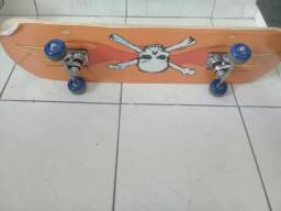 Skate pouco tempo de uso