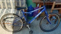 Bicicleta caloi terra 21 marchas