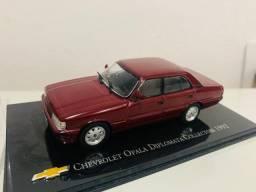 Miniatura Chevrolet Opala Diplomata 92 - 1:43