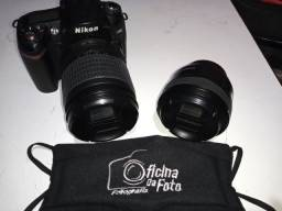 Nikon D90 + 2 lentes