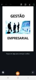 GESTÃO EMPRESARIAL para empreendedores  5$reais