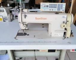 Máquina de costura Reta eletrônica Sunstar