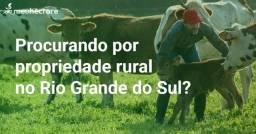 Procurando por fazenda no Rio Grande do Sul?