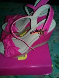 Vendo Sapato Lindo Rosa
