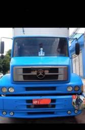 Mercedes benz 1620l - 2001