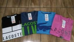 Camiseta Masculinas Nova (Tamanho M, G e GG)