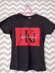 Blusinhas t-shirts 100% algodão
