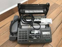 Fax e telefone Panasonic