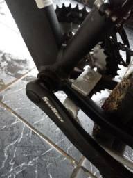 Bike chimano atleta corrida pedal