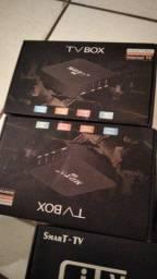 TV box 32g4ram novo lacrado muito potente