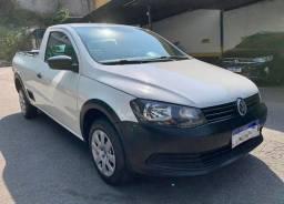Volkswagen Saveiro Startline 1.6 Flex 2015 Cabine Simples