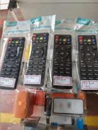 Controles TV box k4