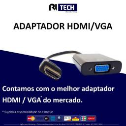Conversor Hdmi x Vga C/ Áudio-A pronta entrega