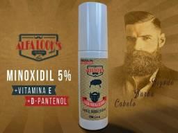 Loção para crescimento Minoxidil Alfa look's 5%