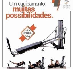 Vendo aparelho gravity gsa (Pilates) semi novo