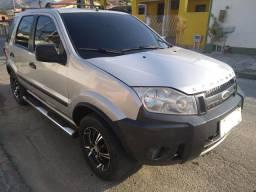 Ecosport XLS 1.6 2009 Completa + GNV (Financio)