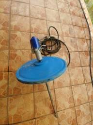 Propulsora de graxa penelmatica para tambor 200 litros