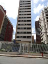 AP0151 - Apartamento com 3 dormitórios para alugar, 70 m² por R$ 1.550/mês - Meireles