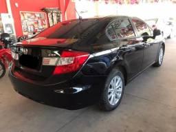 Honda Civic LXS 1.8 - ano 2012/13