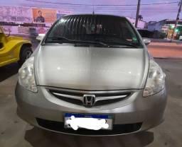 Honda Fit EX  2007 (modelo mais completo) 1.5 automatico 82.000km