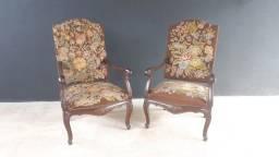 Título do anúncio: Cadeiras Luiz XV antigas