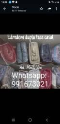 Título do anúncio: EDREDOM DUPLA FACE CASAL