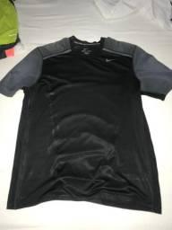 Lote com 5 camisetas Dry Fit originais! Nike Oakley Adidas Tamanho G Oferta! Originais