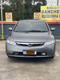 Título do anúncio: Honda Civic Muito Novo - Baixa KM