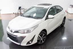 Toyota Yaris Sedan 1.5 XLS Connect CVT (Flex)