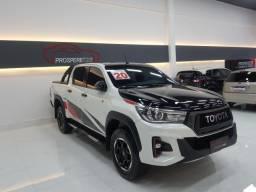 Toyota Hilux Cabine Dupla HILUX CD GR-S 4X4 2.8 TDI DIES. AUT.
