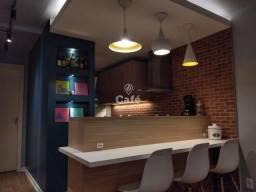 Apartamento, 2 Dormitórios, 1 Banheiro, 1 Vaga, Semimobiliado, Urlândia