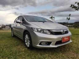 Honda Civic Lxl 1.8 Aut Blindado Flex 2012
