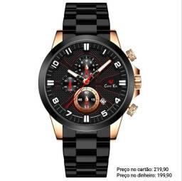 Relógio Masculino Original Carsi Kie Funcional