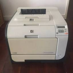 Título do anúncio: Impressora laser colorida Hp e wi-fi