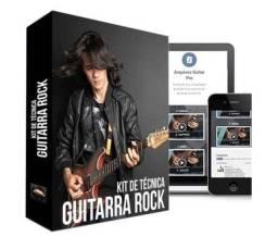 Kit de técnica guitarra rock 2.0 - By Ozielzinho