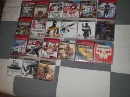 Jogos originais PS3