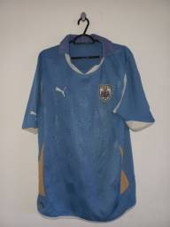 Título do anúncio: Camisa Uruguai 2010